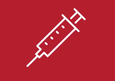 Inyecciones Triamcinolona